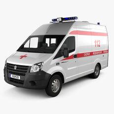 новая машина скорой помощи ГАЗ B TYPE GAZelle NEXT AMBULANCE WİTH FULL EQUİPMENT