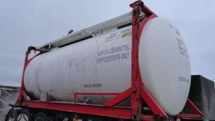 танк-контейнер 20 футов VAN HOOL NUOMA PARDAVIMAS, tanker