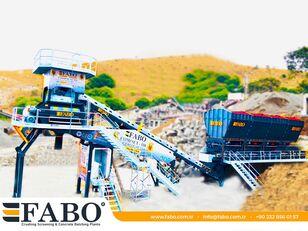 новый бетонный завод Fabo MIX COMPACT-110 CONCRETE PLANT | CONVEYOR TYPE