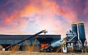 новый бетонный завод Fabo TURBOMIX-100 Cерия Mобильных бетонных установок