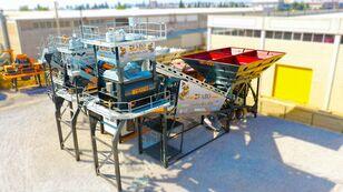 новый бетонный завод Fabo ТУРБОМИКС-120 - МОБИЛЬНЫЙ БЕТОННЫЙ ЗАВОД - В НАЛИЧИИ
