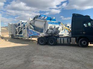 новый бетонный завод PROMAX Mobile Betonmischanlage  PROMAX M120-TWN (120m³/h)