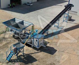 новый бетонный завод PROMAX Mobile Concrete Batching Plant PROMAX M35-PLNT (35m³/h)