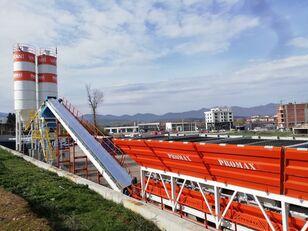 новый бетонный завод PROMAX S100-TWN STATIONARY BATCHING PLANT