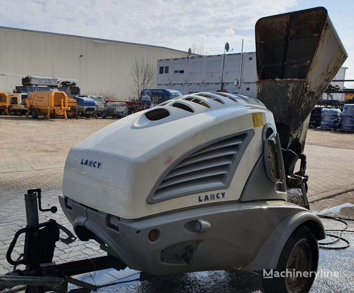 бетононасос стационарный PUTZMEISTER P 720 Lancy Mixair 200/30