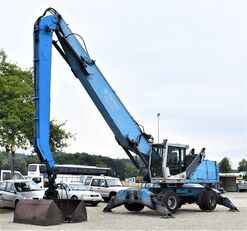 экскаватор для перевалки TEREX-FUCHS MHL 350 Umschlagbagger + Greifer !