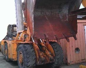 фронтальный погрузчик MAN MAN/GHHLF61 Tunnel loader / Tunnel Lader