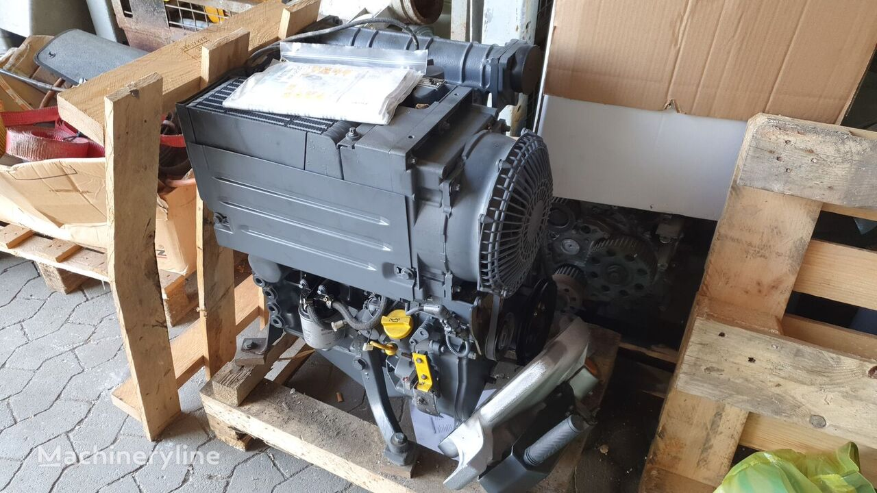 двигатель DEUTZ 1011 F PUTZMEISTER для автобетононасоса